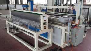 Sheet Cutter, Small Roll Size, Kraft Lumbo Roll Cutting Machine pictures & photos