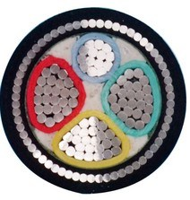 Awa Cable for Aluminum Wire Armoured Cable pictures & photos