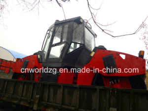 Full Hydraulic Road Roller with Steel Drums pictures & photos
