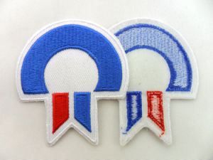 Custom Wholesale Biker Jacket Embroided Patches pictures & photos