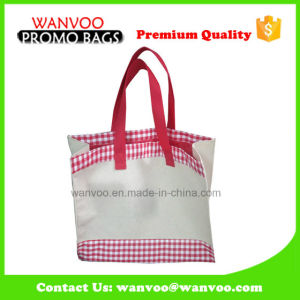 Recycled 100% Cotton Promotional Tote Bag for Young Girls pictures & photos
