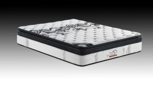 Luxury King Size Pocket Spring Deluxe Memory Foam Mattress
