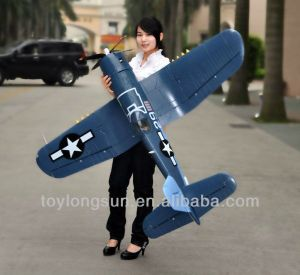 2.4G F4u RTF Adjustable Pitch Propeller Model Airplane pictures & photos