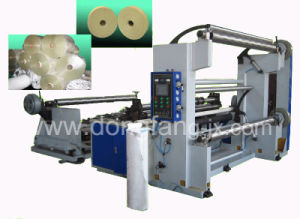 Multi-Functional Automatic Slitting Machine for Paper Film Foil pictures & photos