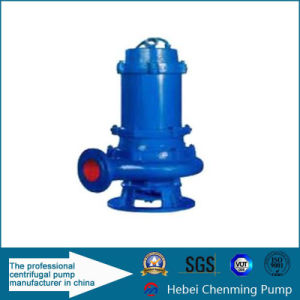 Centrifugal High Head Submersible Sewage Cutter Water Pump