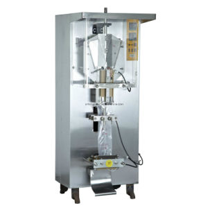 Sachet Filling Machine, Mini Packaging Machine for Wine Sachet/ Ah-1000 pictures & photos