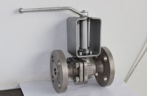 Pieces Stainless Steel Ball Valve with Extended Stem