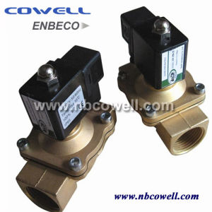 Pneumatic Stainless Steel Electromagnetic Exchange Valve pictures & photos