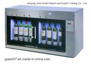 8 Bottles Wine Cooler/Wine Dispenser/Wine Chiller/Wine Cellar (ISC-8) pictures & photos