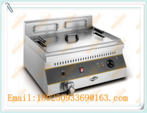 Desktop Stainless Steel Electric Fryer (301VA) pictures & photos