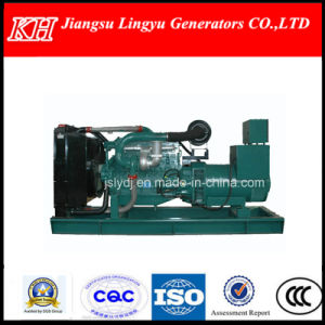 650kw/812.5kVA Daewoo Engine Silent Genset Electric Starter