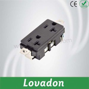 LVD7 30A 250V Child Protection Outlet pictures & photos