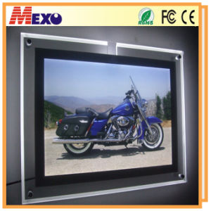 Real Estate Agent Acrylic Window LED Display Sign pictures & photos