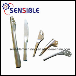 OEM Stamping Metal Sheet Part Handbar