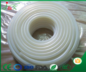 Extruded FDA Silicone Hose for Foods and Medical Machine pictures & photos