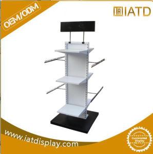 Customized POS Retail Store Floor Display Rack Display Shelf pictures & photos