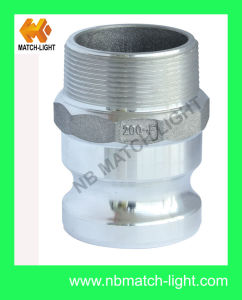 Chinese Best Selling Threaded Stainless Steel Camlock Quick Coupler pictures & photos
