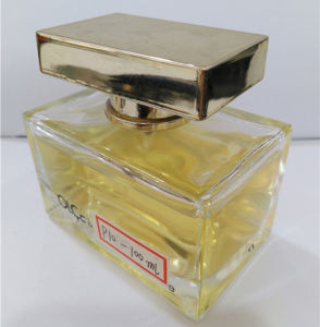 Ad-P10 Square Gift Special Glass Perfume Bottle 100ml 25ml pictures & photos