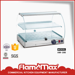 Hot Sale Pizza Display Warmer Showcase with 4 Layer (HW-816) pictures & photos