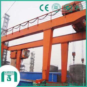 Heavy Duty Double Girder Gantry Crane pictures & photos