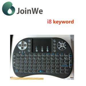 Wireless Keyboard Rii I8 Fly Air Mouse pictures & photos