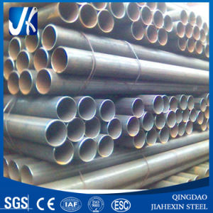 Good Quality Black Mild Steel Welded Pipe on Sale Jhx-RM4005-T pictures & photos