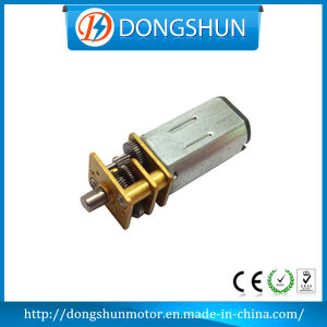 Ds-12ssn30 6V 12V Small DC Gear Motor