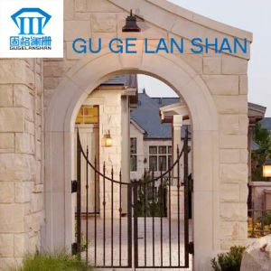 Rust-Proof/Antiseptic/High Quality Crafted Wrought Iron Gate pictures & photos