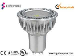 2835 GU10 Smart LED Bulb 5W with UL CE RoHS pictures & photos