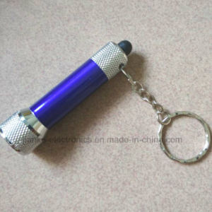 Promotionla Mini LED Light Torch with Custom Logo (4070) pictures & photos