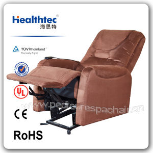 Leisure Leather Swivel Recliner (D01-B) pictures & photos