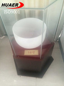 The Famous Brand Huaer Quartz Crucible 16 Inches