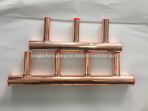 Copper Header for AC/Heating pictures & photos