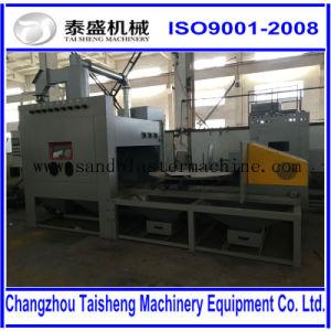 Manual cabinet sand blasting machine, industrial sandblast cabinet