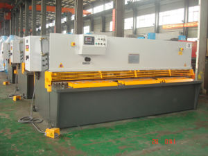 QC11y Hydraulic Shearing Machine Metal Sheet Forming Machine pictures & photos