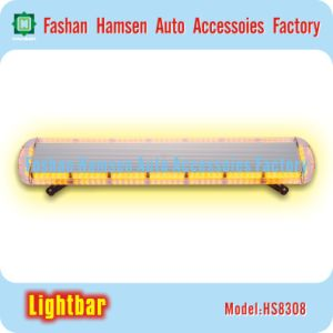 47.2 Inch 16 Modules Emergency Police High-Intensity LED Warning Lightbar for Fire Truck