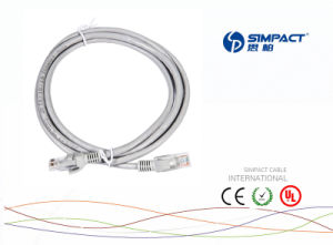 Patch Cord UTP Cat 5e pictures & photos