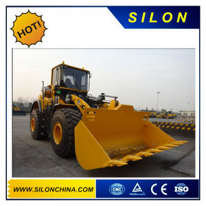Silon 3t Mini Front End Wheel Loader (ZL930) pictures & photos
