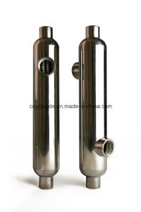 Titanium Shell and Tube Heat Exchanger for SPA pictures & photos