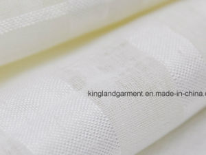 Polyester Jacquard Inherently Fire/Flame Retardant Fireproof Voile pictures & photos