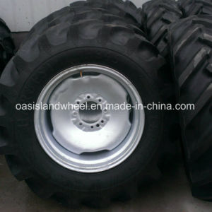 Tubeless Irrigation Tyre (14.9-24) with Wheel Rim pictures & photos