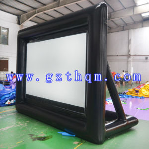 Outdoor Advertising Inflatable Movie Screen pictures & photos