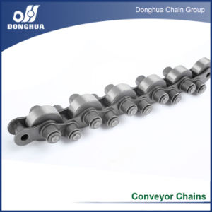 Conveyor Chain with Large Rollers - 08BS-27-P16 pictures & photos