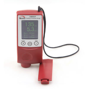 Car Paint Tester Thickness Measurement Equipment Cm8802fn
