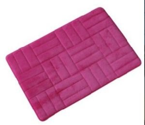 Microfiber Rugs and Bath Mat Md009-1 pictures & photos