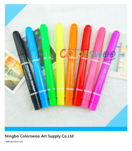 8PCS Round Tip Water Color Pen for Kids and Students pictures & photos