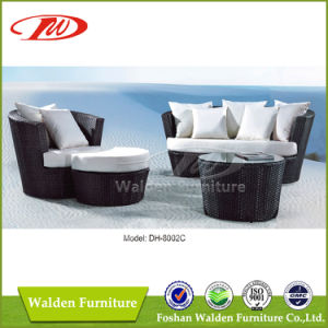 Rattan Furniture Outdoor Sofa (DH-8002C) pictures & photos