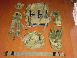 China Army Alice Bag