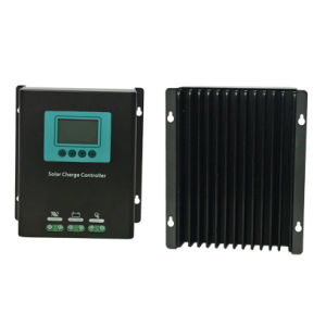 40A Solar Charge Controller with PWM Control Mode pictures & photos