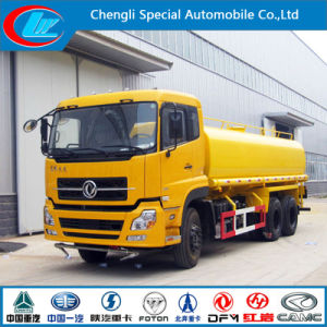 240 HP Dongfeng Rhd & LHD 6*4 Fuel Tanker Truck pictures & photos